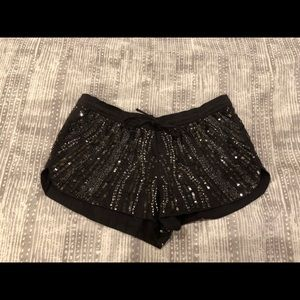 Rory Beca sequin shorts